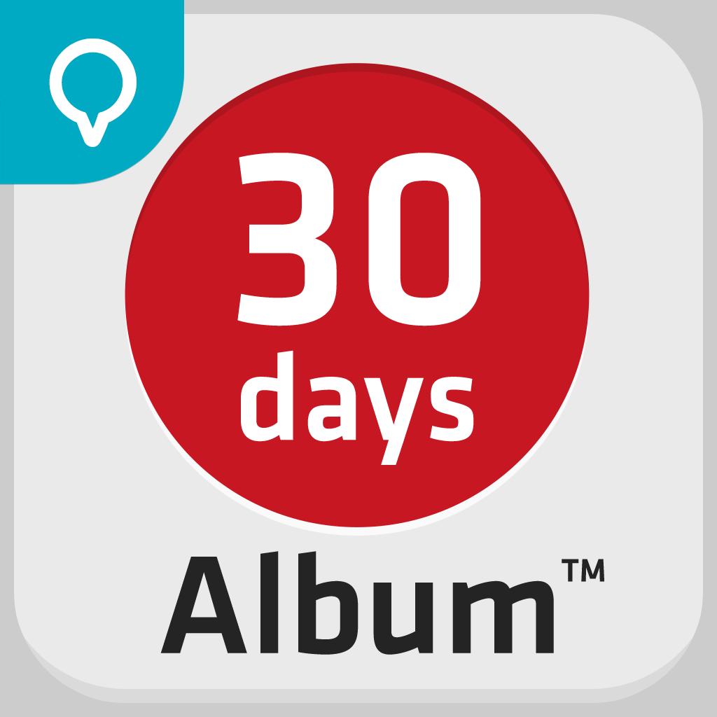 30days Album - 合い言葉で共有するオンラインアルバム