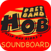 Pretband H.O.B. Soundboard! (zonder advertenties)